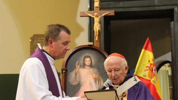 Arcybiskup Walencji Kardynał